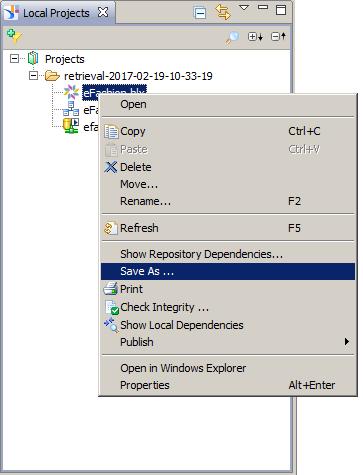 Creating PDF documentation of UNX in IDT